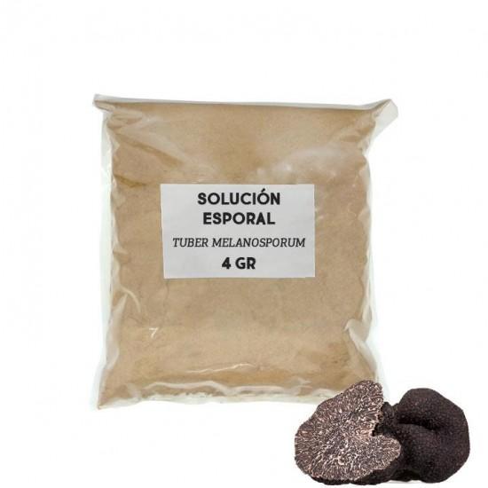 Sporal support solution - Tuber melanosporum