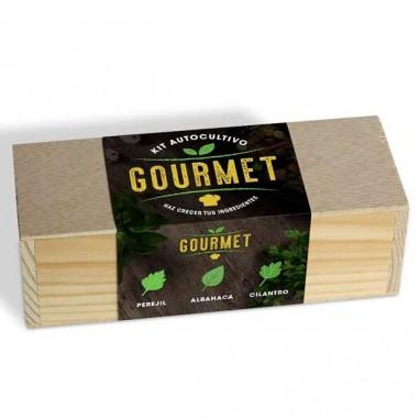 Kit Cultivo gourmet