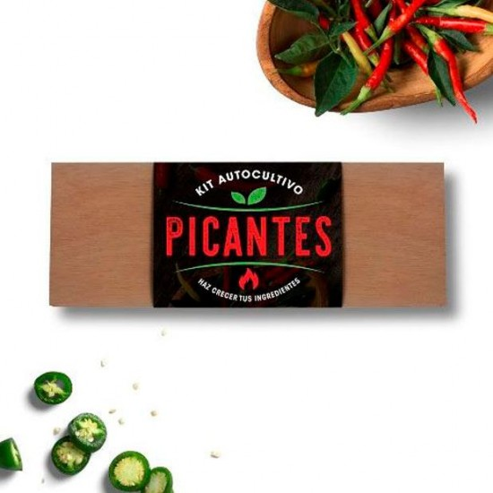 Kit Cultivo picantes