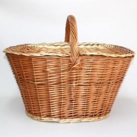 wicker basket with lids 06