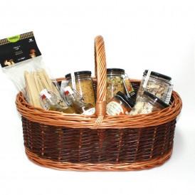 Mycological delights basket 03