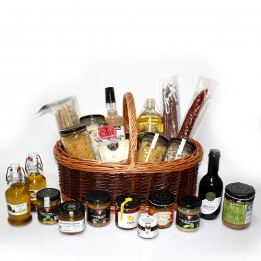 Mycological delights basket Great selection