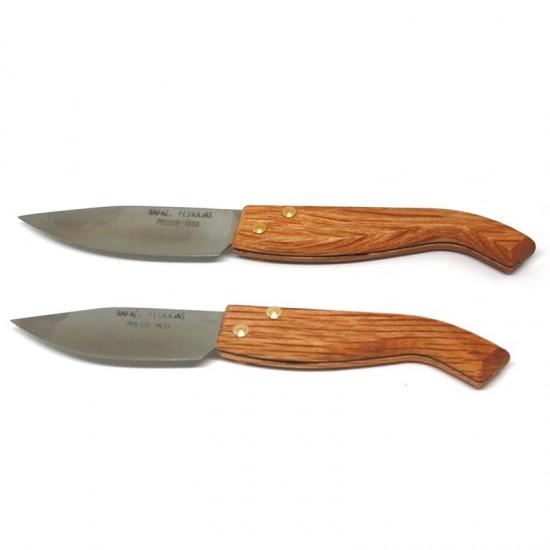Pedrajas oak barrelled pocket knife