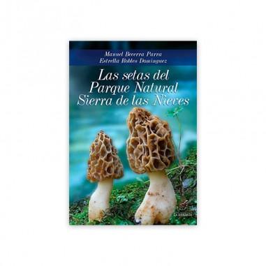 Mushrooms in the Sierra de las Nieves Natural Park