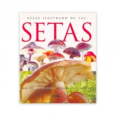 Illustrated atlas of mushrooms