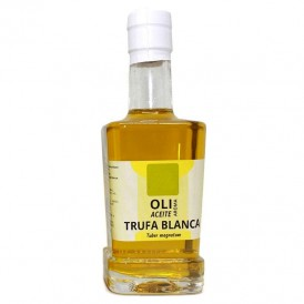 Olive oil with white truffle with sprayer
