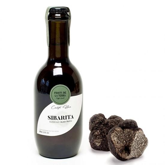 SIBARITA truffle beer
