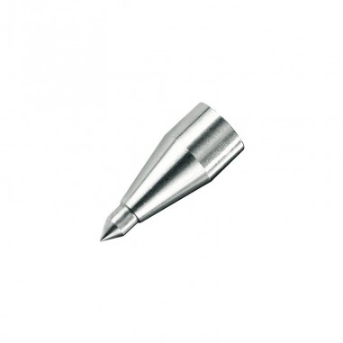 Stainless steel tip for wooden cane 16 mm