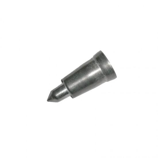 Metal tip for wooden cane 20 mm