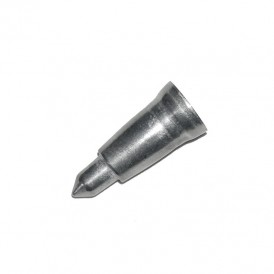 Metal tip for wooden cane 24 mm