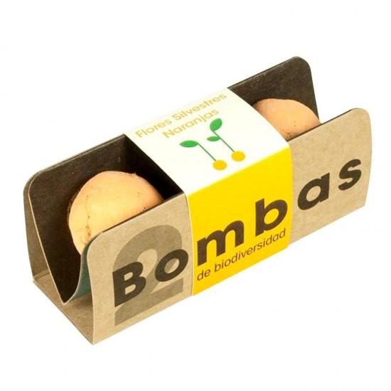 Wild seed bombs
