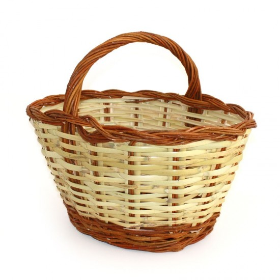 wicker and cane basket n5