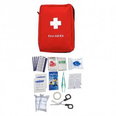First aid kit 02 for backpack