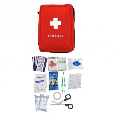 Kit 02 de primeros auxilios para mochila