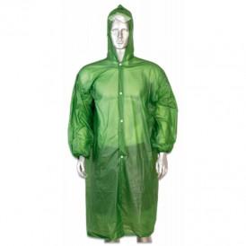 Foldable waterproof poncho