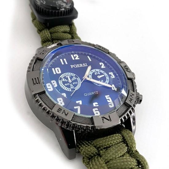 Navy Tactical Survival Watch Case