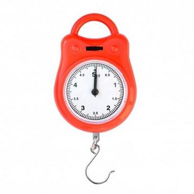 Balanza analógica portátil hasta 5 kg