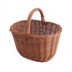 Lutescens wicker basket