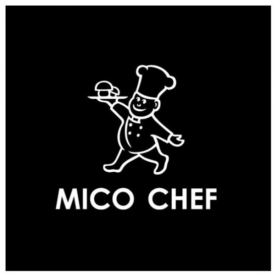 delantal micochef cocinar setas