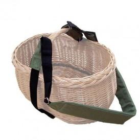 Padded basket strap