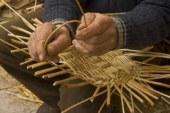✅ Cestas artesanas de mimbre y castaño, ideales para recolectar setas!