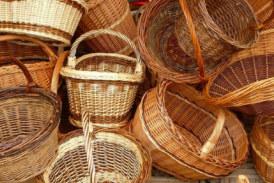 ✅ ¿Donde comprar cestas de mimbre?