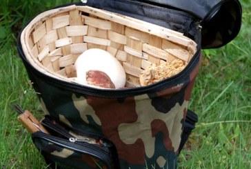 Una mochila de setas para cada estilo de recolección