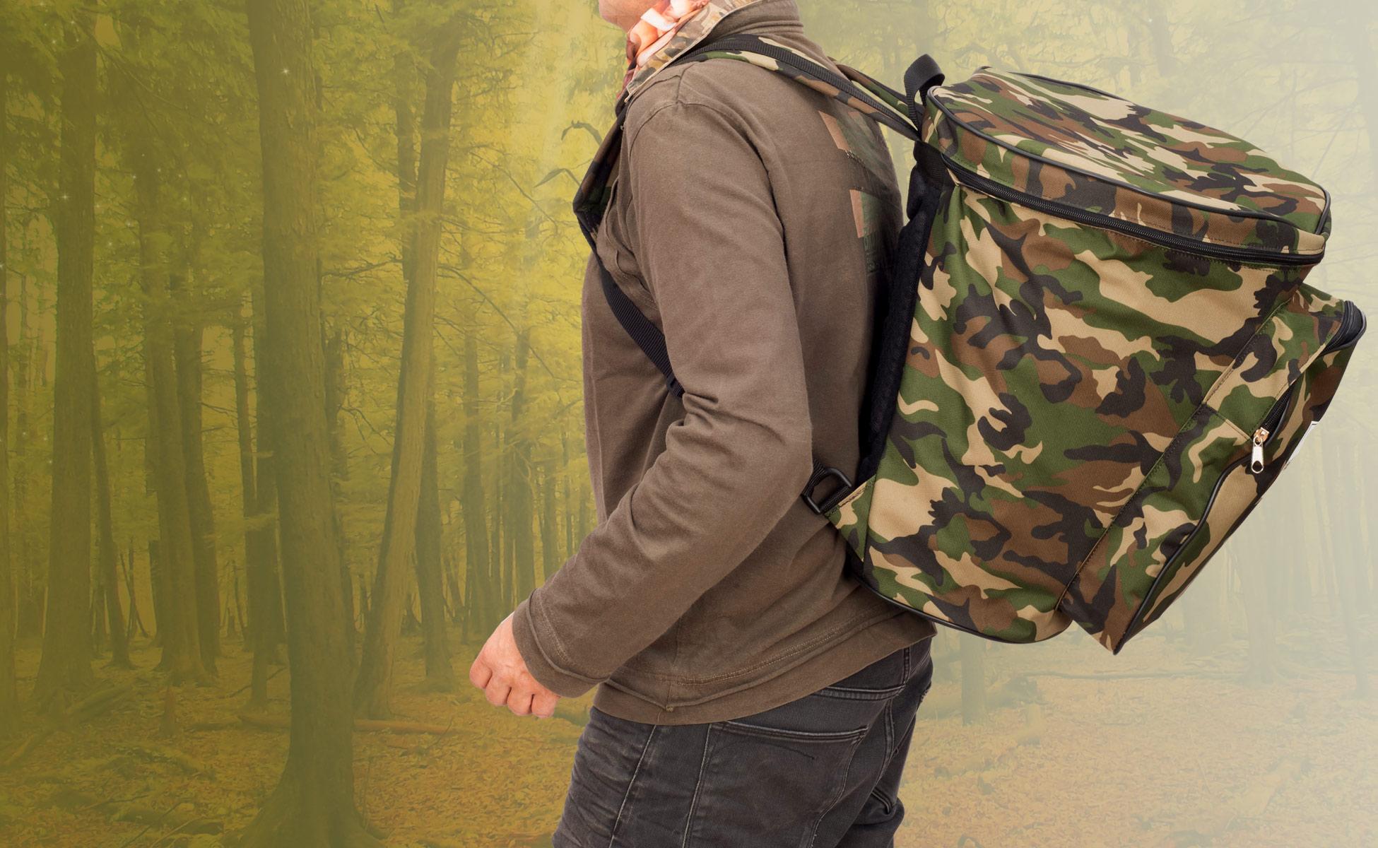 Guía para comprar las mejores mochilas para setas