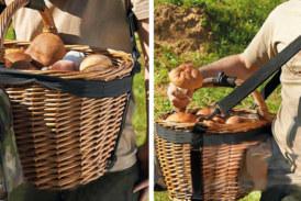 ✅ Cestas para buscar setas personalizadas. ¡Tunea tu cesta!