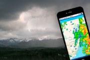 ✅ Rain alarm, aviso de lluvias para las setas