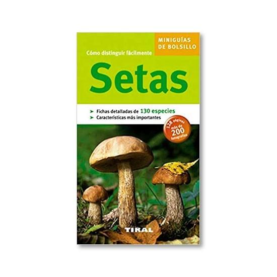 Guides des champignons. Initiation