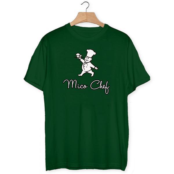Camiseta Mico Chef