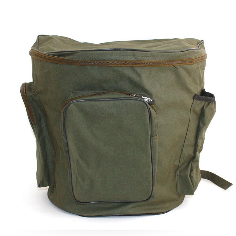 Boletus mushroom backpack