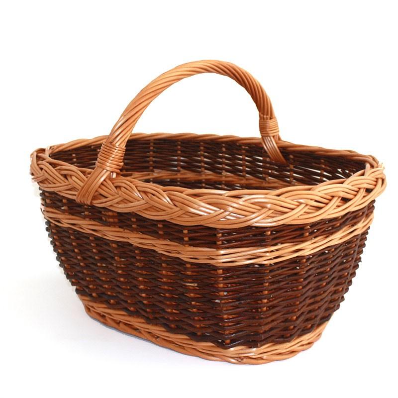 Negrilla mushroom basket
